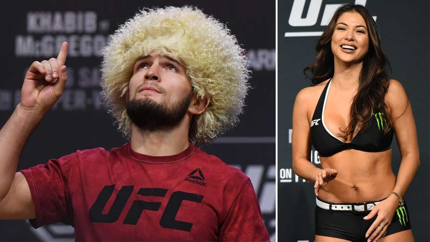 Khabib doubles down Octagon girls criticism: 'There's no reason' for them