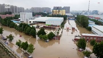 Heavy rainfall hit the province of Henan on July 20, causing flooding in numerous towns and cities. Zhengzhou, the provincial capital of 12 million people, was one of the hardest- hit areas, with entire neighborhoods submerged and passengers trapped in flooded subway cars.