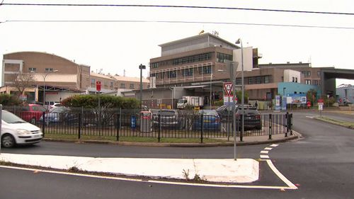 It's the second shooting at Nepean hospital in two years.