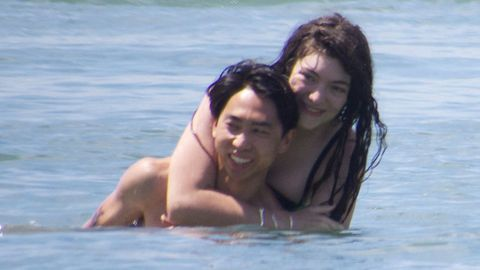 Lorde's boyfriend finally speaks out about what it's like dating a mega-star