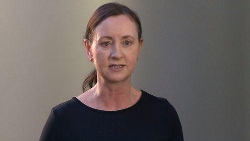 Queensland Health Minister Yvette D'Arth