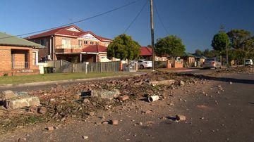 Police hunting illegal asbestos dumper