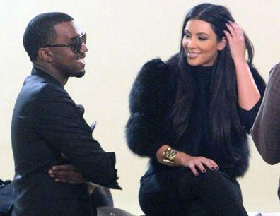 Kim Kardashian, Kanye West, relationship timeline, Keeping Up With the Kardashians, cameo