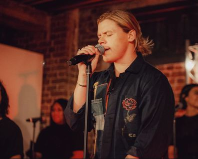 Conrad Sewell releases debut album