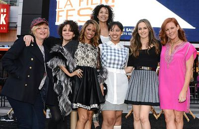 Alicia Silverstone, Stacey Dash and Elisa Donovan did plenty of meet and greets at the free outdoor screening of the film. <br/><br/><I>Clueless</i> director Amy Heckerling and costume designer Mona May joined in on the event, which included a Q&A session.