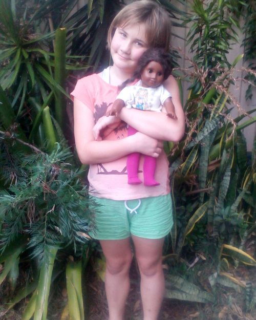 Carys was finally diagnosed with PANS - paediatric acute-onset neuropsychiatric syndrome.