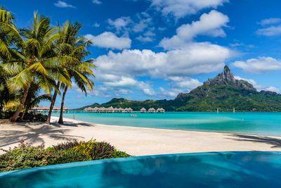 <strong>Bora Bora, Tahiti</strong>