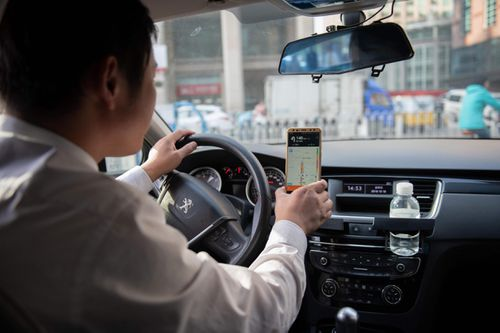 Didi learned to navigate the regulatory gray zone for ride-hailing services in China.