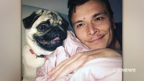Nebojsa Vuksan and his wife are devastated their Pug Coco was killed during a break-in on the weekend.
