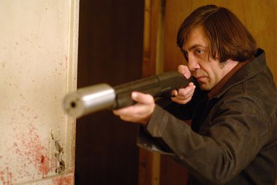 The Academy <i>loves</i> a grisly murderer.<br/><br/>Example: Javier Bardem in <i>No Country for Old Men</i> (won), Charlize Theron in <i>Monster</i> (won), Anthony Hopkins for <i>The Silence of the Lambs</i> (won).