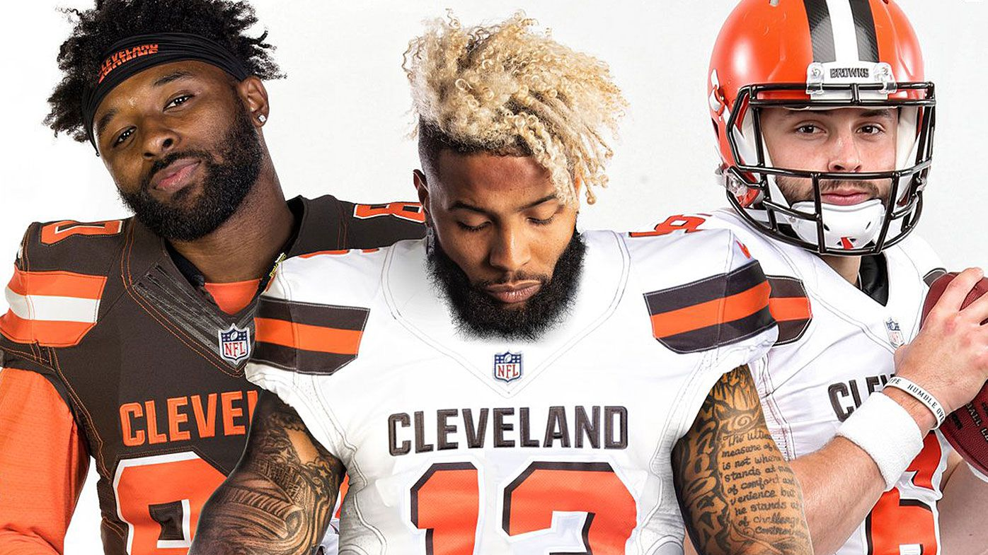 Odell Beckham Jr has been traded to Cleveland