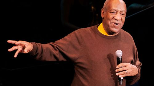 Bill Cosby performing in 2010. (Getty)