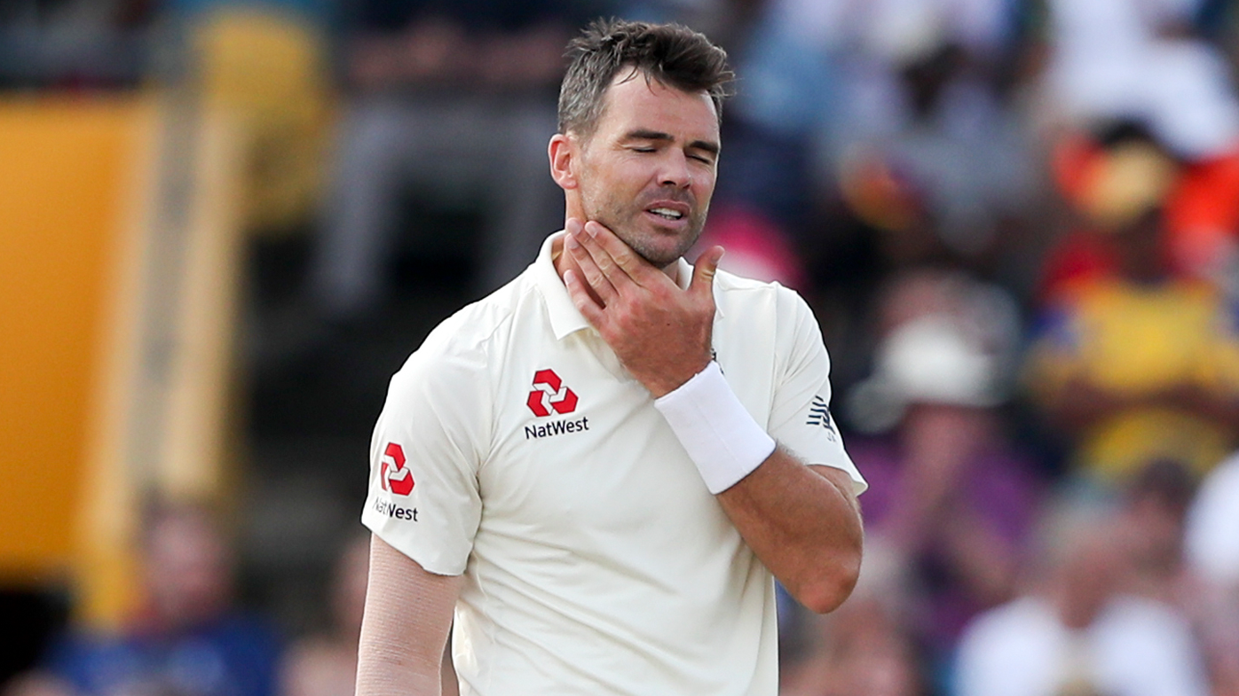SA vs NZ: James Anderson to join elite list in Centurion Test