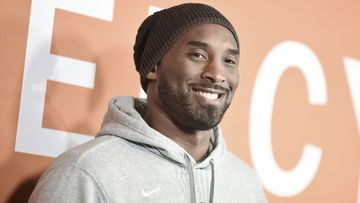 "Kobe Bryant attends the LA premiere of ""Just Mercy"" on January 6."