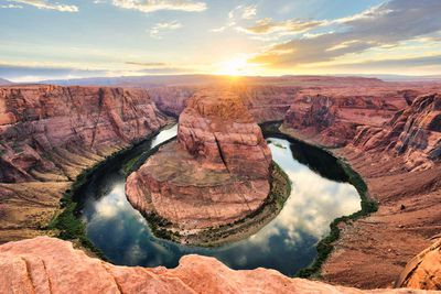 2. Grand Canyon, USA