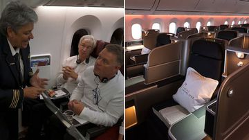 What it's really like to fly 17 hours non-stop to London