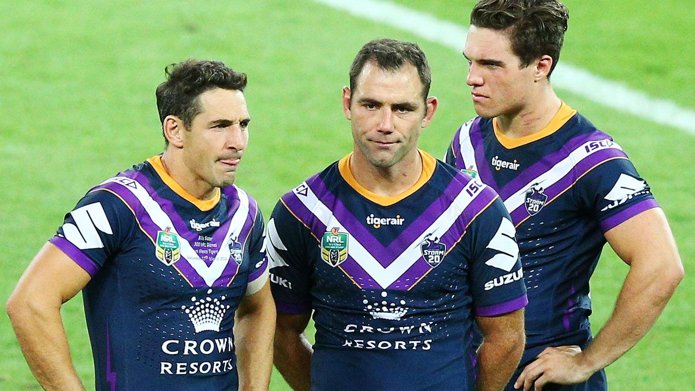 Melbourne Storm are not 'unbeatable' for this year's NRL Premiership, says Phil Gould