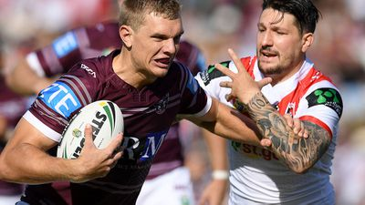 <strong>6. Manly Sea Eagles (last week 4)</strong><br />