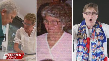 Family's search for grandmother's missing remains