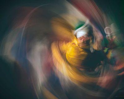 The Mevlevi Dancer, Egypt (2021)