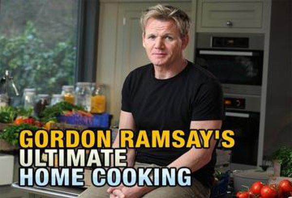 Gordon's Ultimate Home Cooking