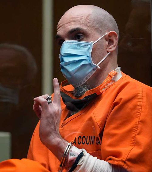 Michael Thomas Gargiulo complained that his lawyers didn't let him take the stand during the trial.