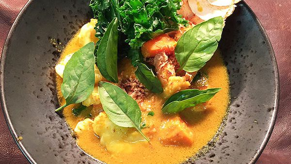 Adrian Li's cray cray curry