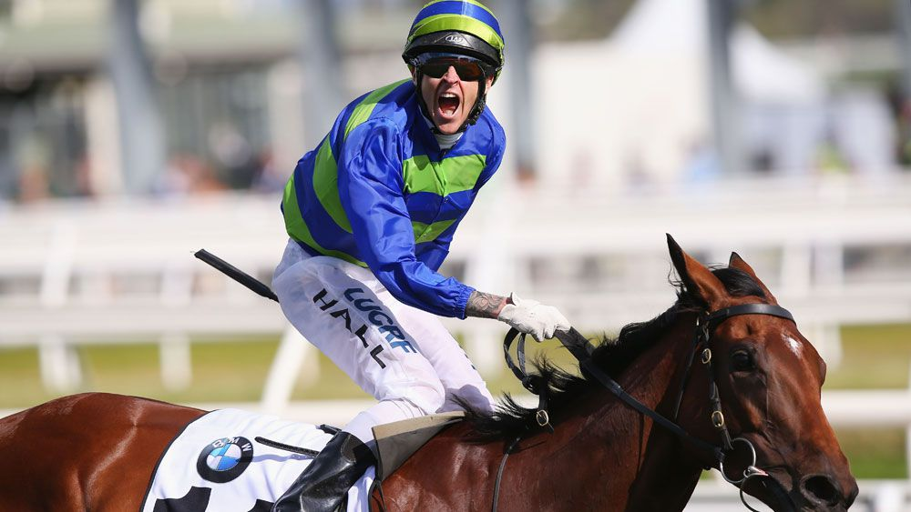 Jameka wins $3 million Caulfield Cup