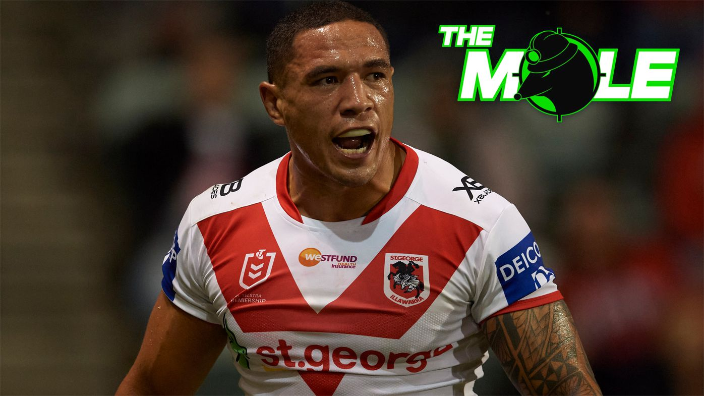 The Mole: Dragons didn't fight to keep Tyson Frizell due to injuries