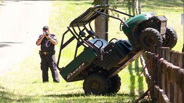 NSW Wollongong Marshall Mount ATV crash girl dies