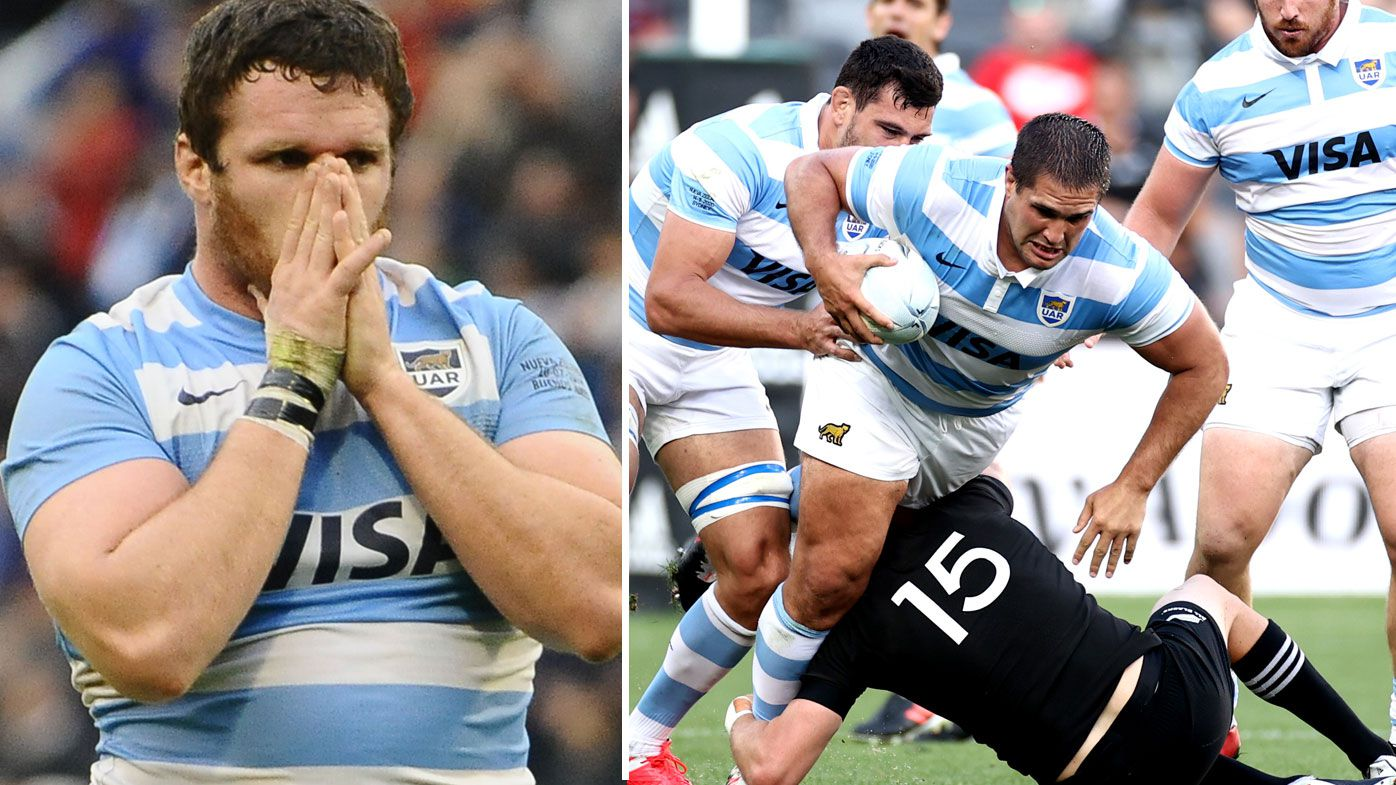 'A big day for rugby': Argentina defeat the All Blacks for the first time ever