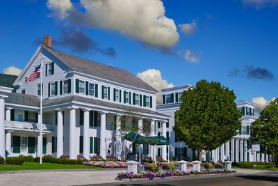<strong>The Equinox Hotel, Vermont</strong>