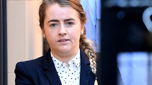 In the NSW Supreme Court on Wednesday, Justice Peter Johnson jailed Tina Cahill for eight years with a non-parole period of five years.