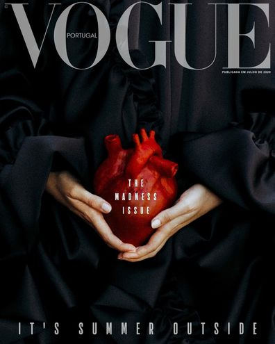 "Vogue Portugal slammed for insensitive portrayal of mental health in ""Madness Issue"""