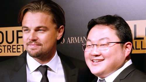 Leonardo DiCaprio and Jho Low