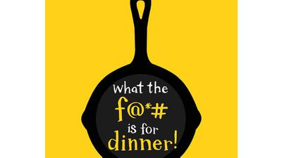 9Honey's brand new foodie podcast 'What the F is for Dinner?'