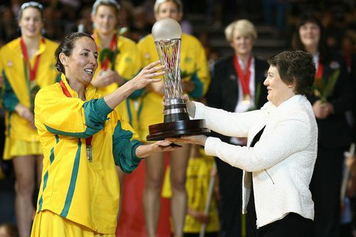 Liz Ellis helped bring netball to the forefront of Australia's sporting attention. (AAP)