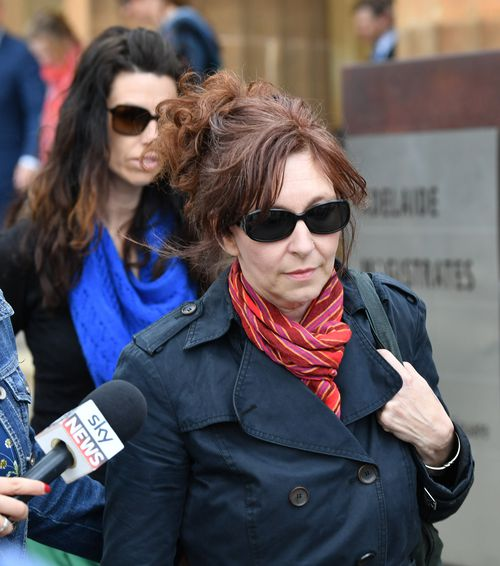 Lisa Barrett, 50, was last year charged with the deaths of two babies during high-risk homebirths. Picture: AAP