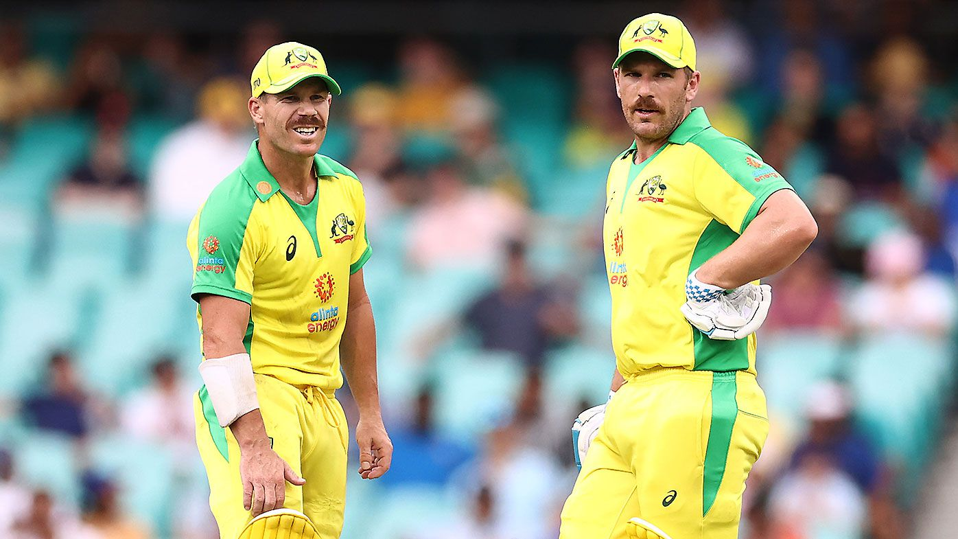 Australia vs India: Mark Taylor says David Warner and Aaron Finch could be greatest opening pair in ODI history