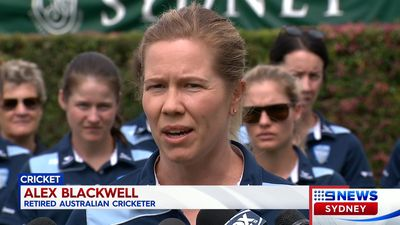 Australian cricket legend Alex Blackwell retires after stellar 15-year career