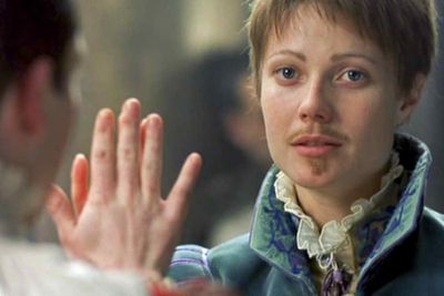 That's the only explanation for Gwyneth winning for <i>Shakespeare In Love</i>.<br/><br/>Examples: Gwyneth, Laurence Olivier in <i>Hamlet</i> (won)  , Kenneth Branagh in <i>Henry V</i> (nominated).