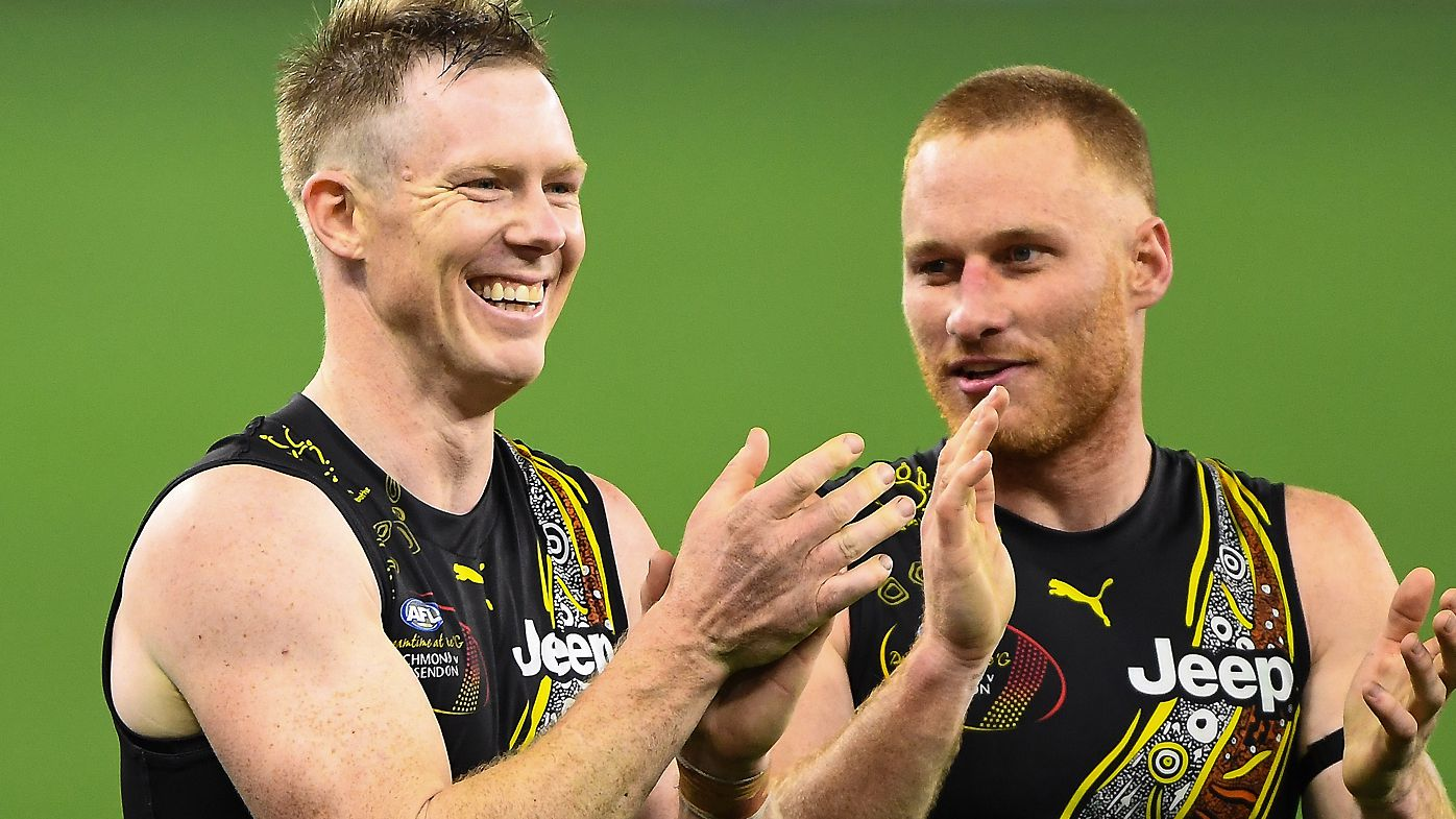 Jack Riewoldt agrees to new Richmond Tigers contract