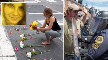 Charlottesville focuses on calm and reflection after deadly hate-filled protest