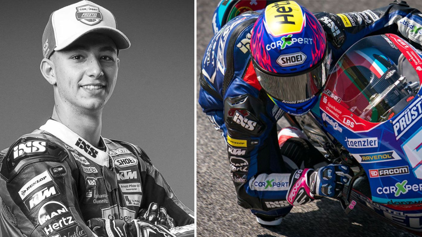 Moto3 rider Jason Dupasquier dies after serious crash at Mugello