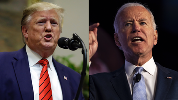 For the first time, US presidential candidate Joe Biden has said that President Donald Trump must be impeached for abusing the powers of his office to help his own re-election.