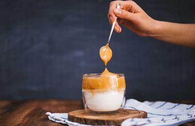 2. Whipped/dalgona coffee — 2.8 billion views