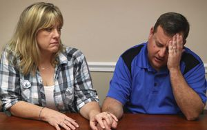 US couple regret sheltering accused school shooter, letting him keep guns