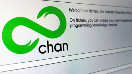 8chan, an internet forum popular with white supremacists, is one of many similar websites to hosthate speech that have law enforcement struggling to keep up with and regulate their dark online communities.