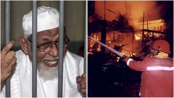 Abu Bakar Bashir will be released from prison after serving just nine years of his sentence.