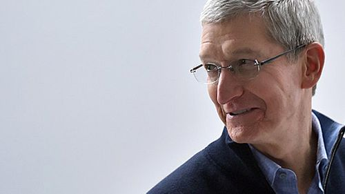 Apple CEO Tim Cook challenges the FBI in open letter after 'unprecedented' demand to access iPhone user data